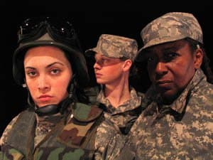 The Lonely Soldier Monologues