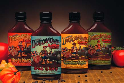 denny mikes bbq sauce