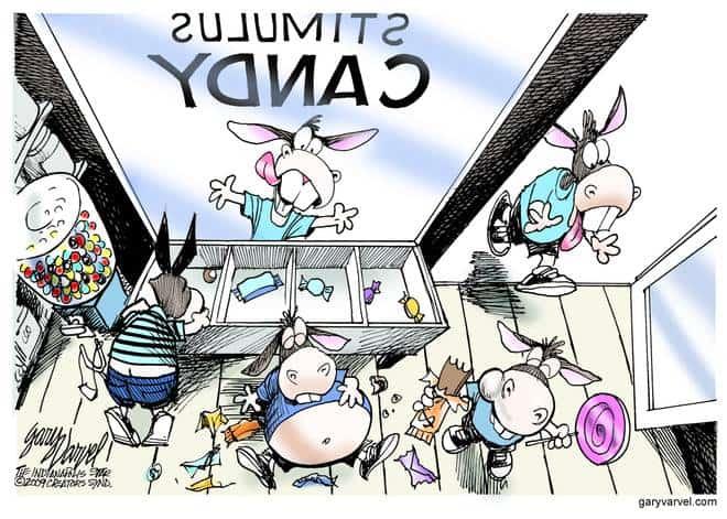 Editorial Cartoons by Gary Varvel - gv20090206cd - 06 February 2009