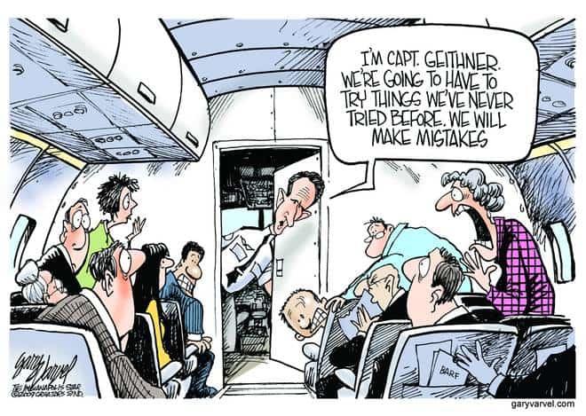 Editorial Cartoons by Gary Varvel - gv20090212cd - 12 February 2009
