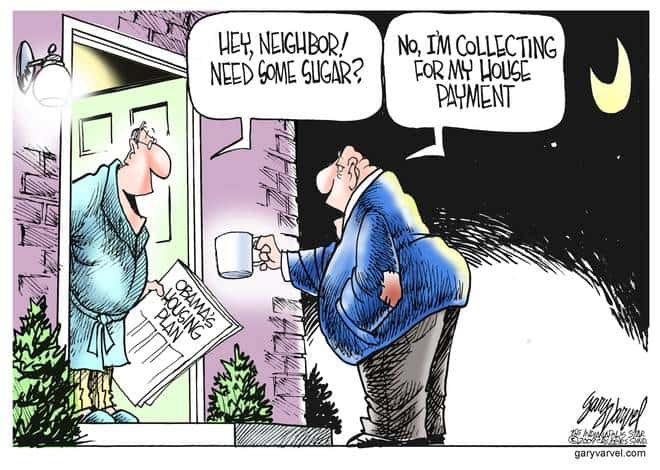 Editorial Cartoons by Gary Varvel - gv20090220cd - 20 February 2009