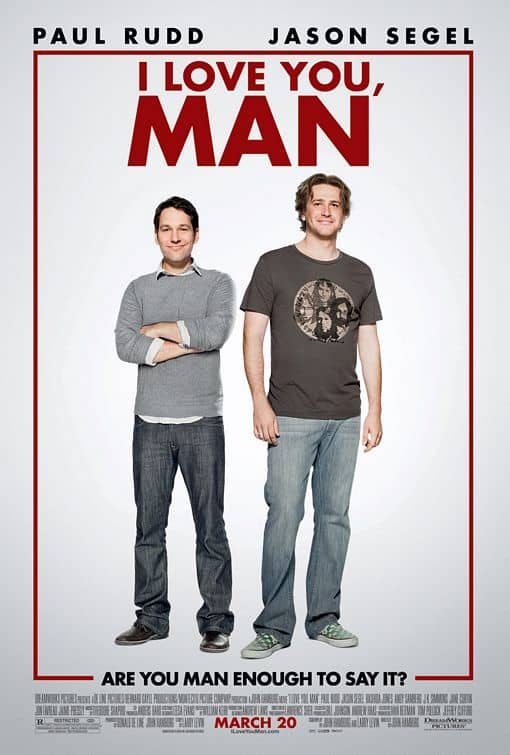I Love You Man Film