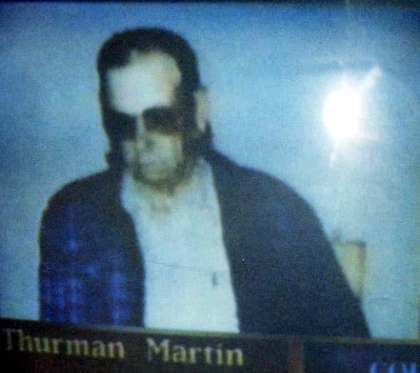 Thurman Martin