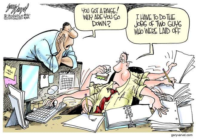 Editorial Cartoons by Gary Varvel - gv20090304bcd - 04 March 2009