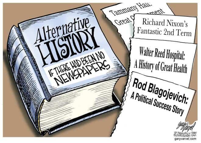 Editorial Cartoons by Gary Varvel - gv20090316cd - 16 March 2009