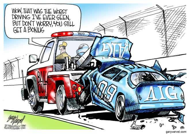 Editorial Cartoons by Gary Varvel - gv20090318cd - 18 March 2009