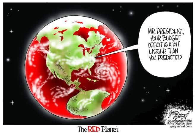 Editorial Cartoons by Gary Varvel - gv20090323cd - 23 March 2009
