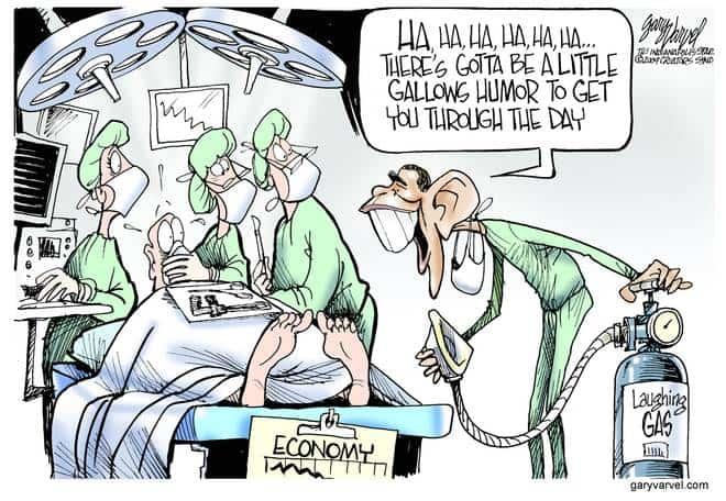 Editorial Cartoons by Gary Varvel - gv20090324cd - 24 March 2009