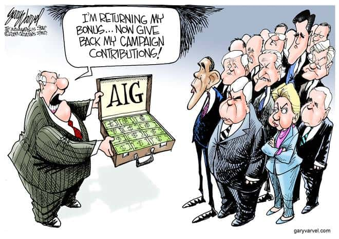 Editorial Cartoons by Gary Varvel - gv20090326cd - 26 March 2009