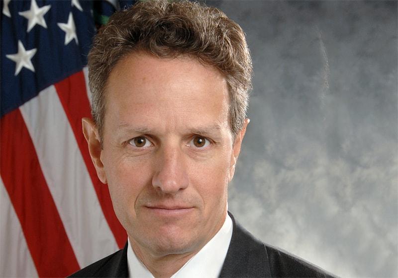 Tim Geithner.