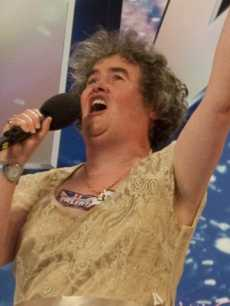 Susan Boyle Britains Got Talent