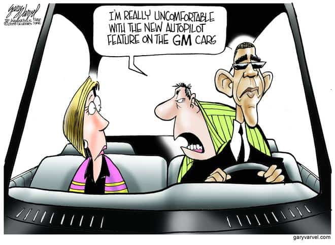 Editorial Cartoons by Gary Varvel - gv20090401cd - 01 April 2009