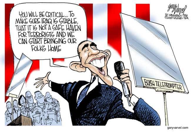 Editorial Cartoons by Gary Varvel - gv20090408cd - 08 April 2009