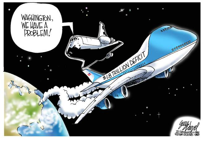 Editorial Cartoons by Gary Varvel - gv20090512cd - 12 May 2009