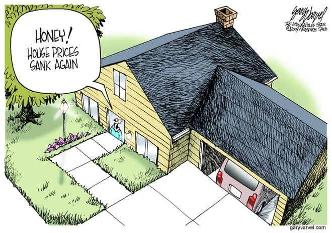 Editorial Cartoons by Gary Varvel - gv20090513cd - 13 May 2009