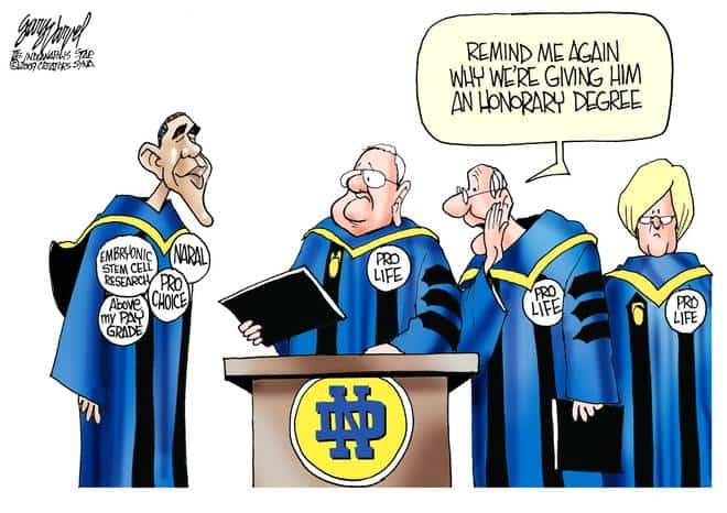 Editorial Cartoons by Gary Varvel - gv20090517cd - 17 May 2009