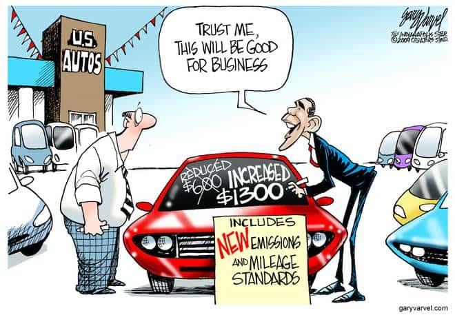 Editorial Cartoons by Gary Varvel - gv20090520cd - 20 May 2009
