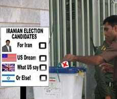 Iran Election Candidates