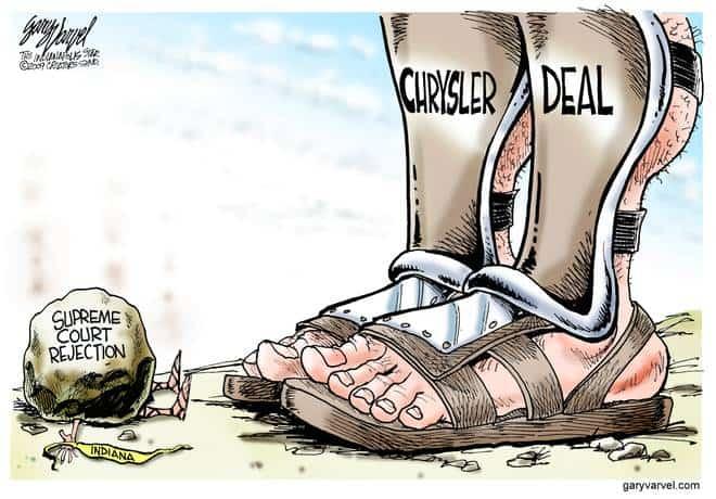 Editorial Cartoons by Gary Varvel - gv20090610cd - 10 June 2009