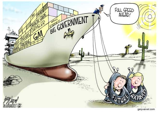 Editorial Cartoons by Gary Varvel - gv20090615bcd - 15 June 2009
