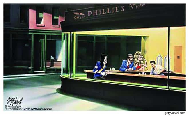 Editorial Cartoons by Gary Varvel - gv20090629cd - 29 June 2009
