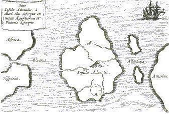 atlantis kircher