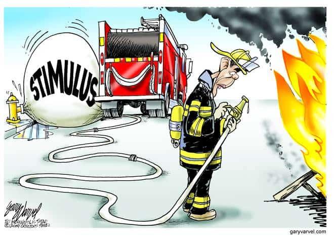 Editorial Cartoons by Gary Varvel - gv20090709cd - 09 July 2009