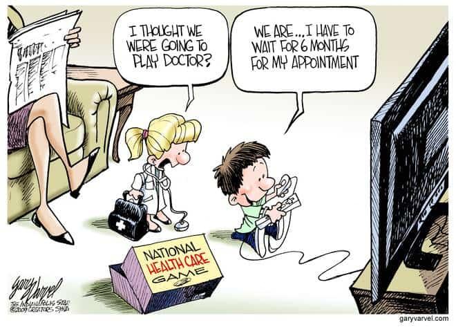 Editorial Cartoons by Gary Varvel - gv20090713bcd - 13 July 2009