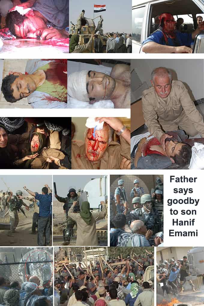Ashraf attack 26 July 2009
