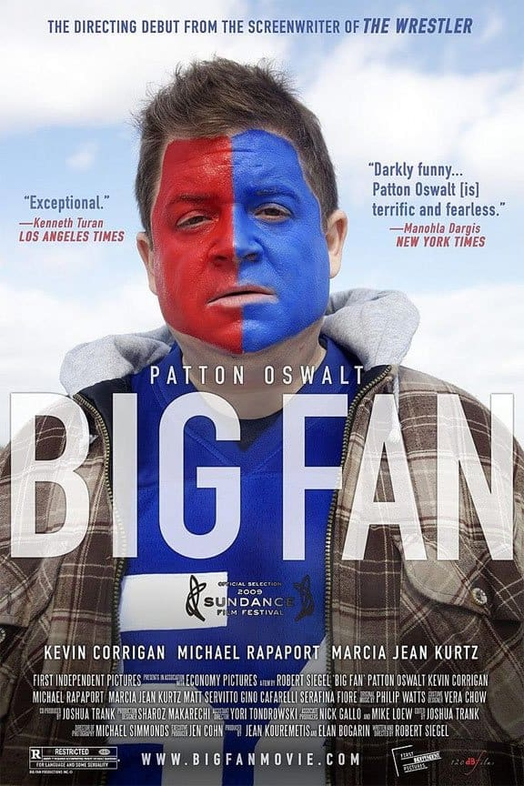 Big Fan Movie