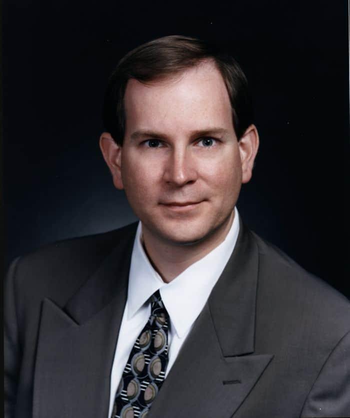 Dr Daniel Haight MD portrait