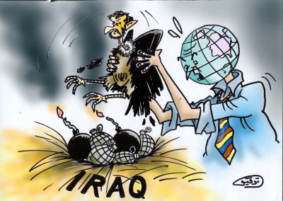 Iran menace in Iraq,Ashraf solution