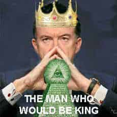 King to be Mandelson