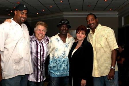 Pocker Player, Pete Allman, Glynn Thurman, Kelley OHara and Leo Johnson