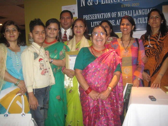NY Nepali Poetry Pictures 362