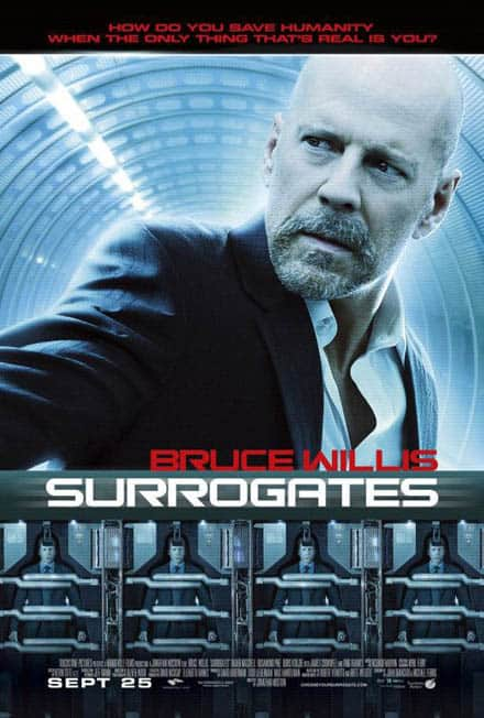 Surrogates Film Review