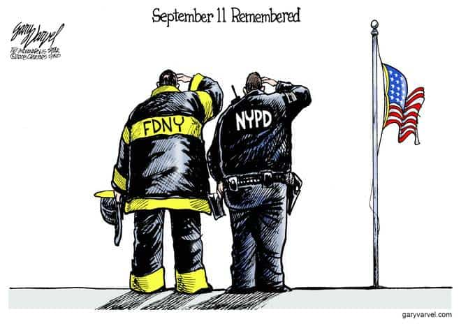 Editorial Cartoons by Gary Varvel - gv20090910bcd - 10 September 2009