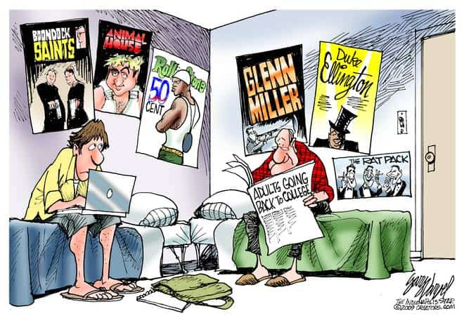 Editorial Cartoons by Gary Varvel - gv20090914bcd - 14 September 2009