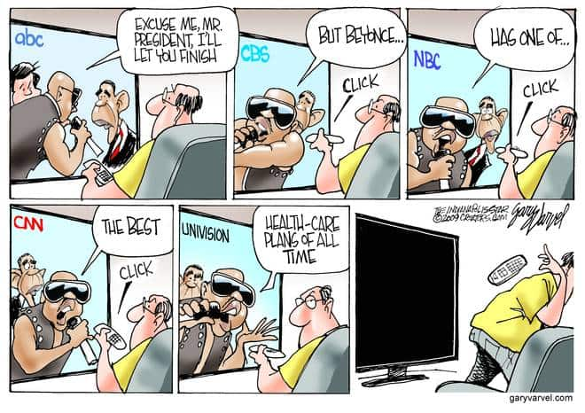 Editorial Cartoons by Gary Varvel - gv20090921cd - 21 September 2009