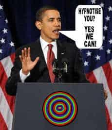 Barack Obama Hypnosis