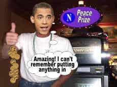 Barack Obama Nobel Award