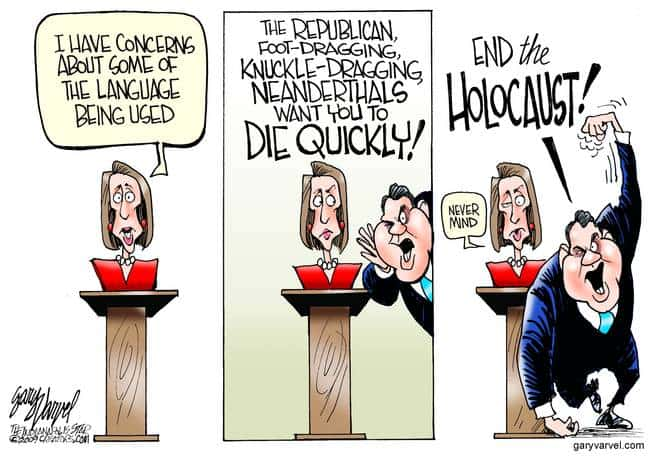 Editorial Cartoons by Gary Varvel - gv20091002cd - 02 October 2009