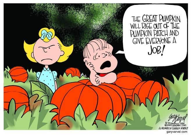 Editorial Cartoons by Gary Varvel - gv20091022cd - 22 October 2009