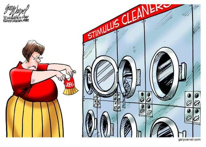 Editorial Cartoons by Gary Varvel - gv20091025cd - 25 October 2009