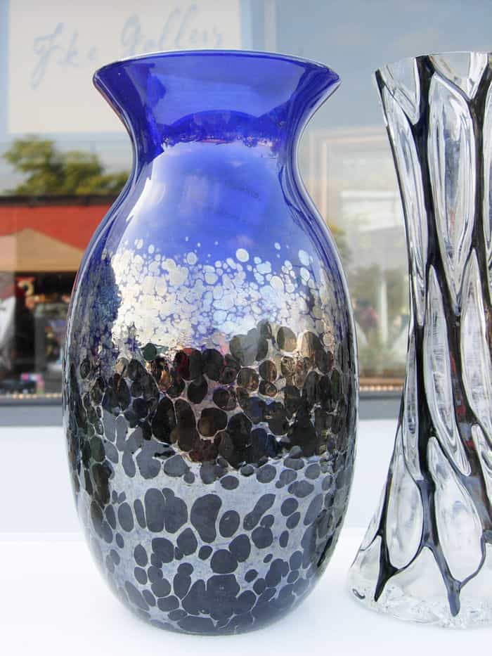 Art Glass at F
