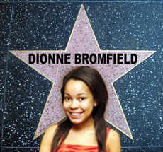 Dionne Bromfield Singing Sensation