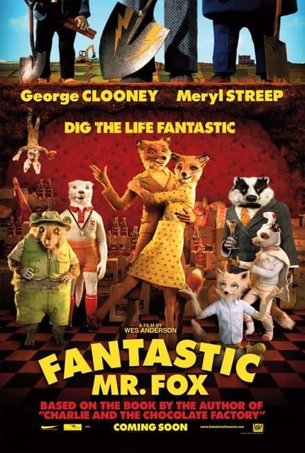 Fantastic Mr. Fox Film
