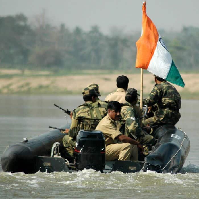 Indo Bangla Border 13