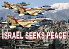 Israel Seeks Peace