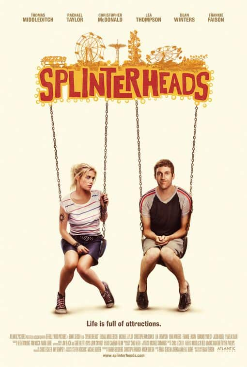 Splinterheads Movie